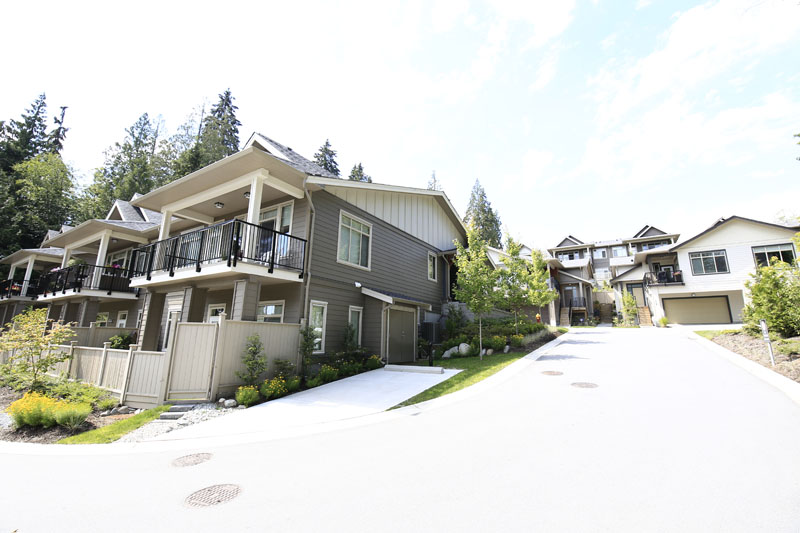 Burke Mountain Townhomes