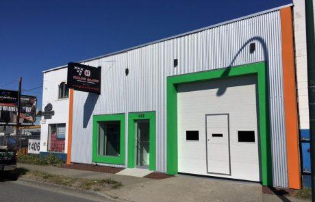 East Van Autobody Shop