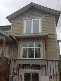 Collingwood Custom Siding & Laneway Home Vancouver