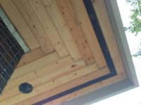 Carriage House Wood Soffits Point Grey