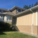 Front of Home Facelift Coquitlam